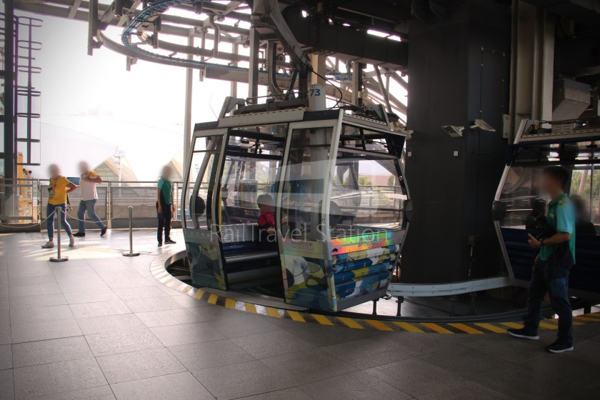 Ngong Ping 360 Cable Car Tung Chung Ngong Ping 014