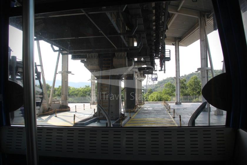 Ngong Ping 360 Cable Car Tung Chung Ngong Ping 018