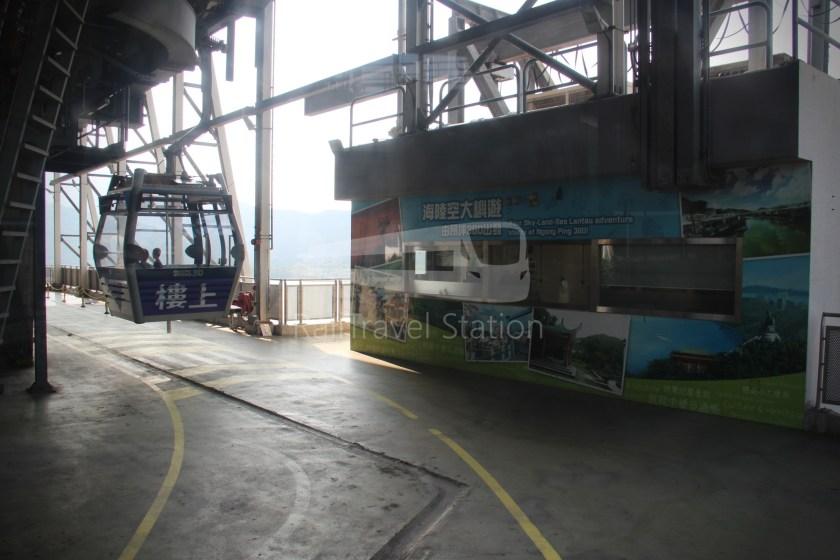 Ngong Ping 360 Cable Car Tung Chung Ngong Ping 023