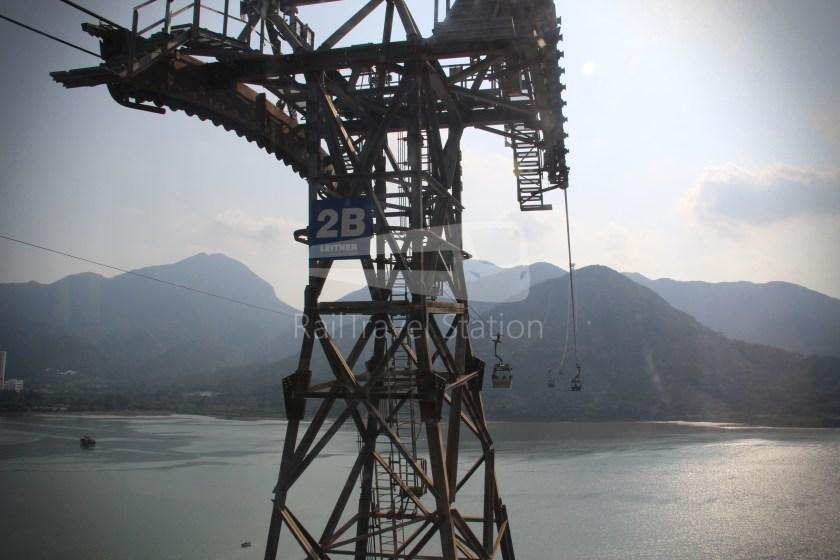 Ngong Ping 360 Cable Car Tung Chung Ngong Ping 025