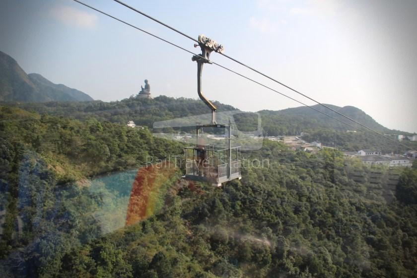 Ngong Ping 360 Cable Car Tung Chung Ngong Ping 045