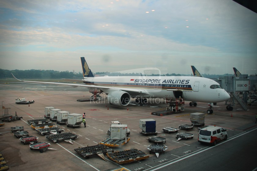Singapore Airlines SQ860 Singapore Hong Kong 013
