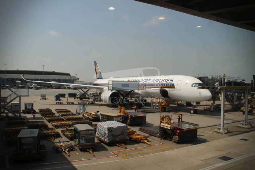 Singapore Airlines SQ860 Singapore Hong Kong 062