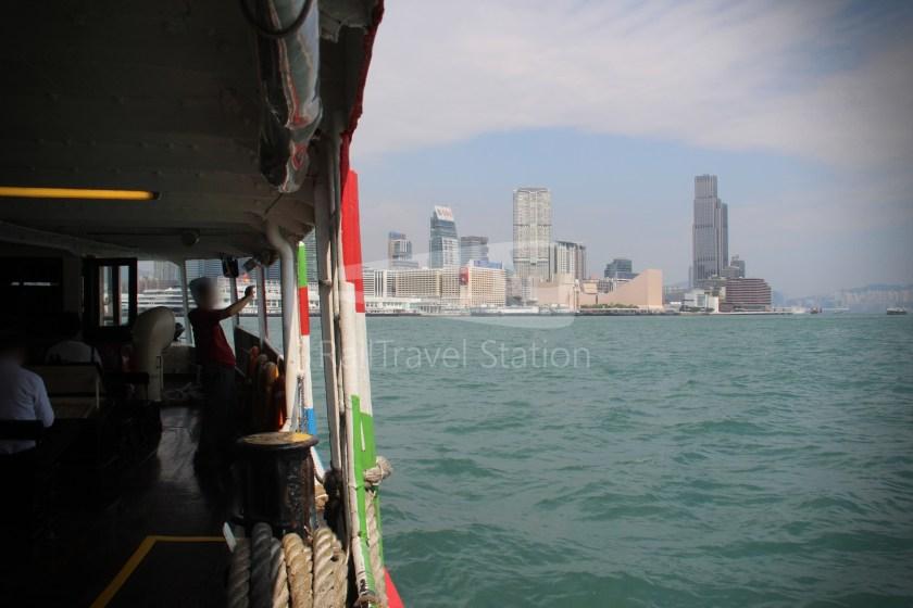 Star Ferry Central Tsim Sha Tsui Lower Deck 032