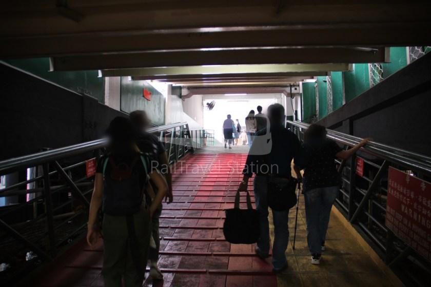 Star Ferry Central Tsim Sha Tsui Lower Deck 060