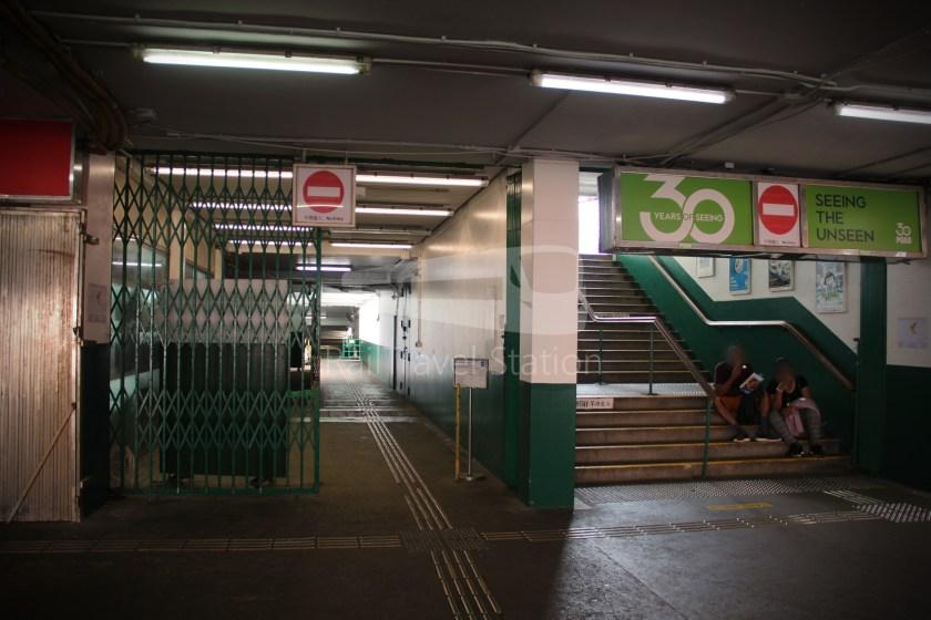 Star Ferry Central Tsim Sha Tsui Lower Deck 069