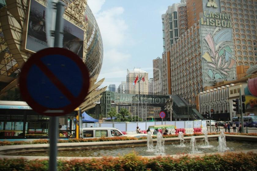 TCM 101X Praça Ferreira Amaral Posto Fronteiriço da Ponte Hong Kong–Zhuhai–Macau 010