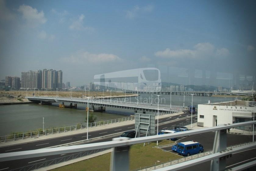 TCM 101X Praça Ferreira Amaral Posto Fronteiriço da Ponte Hong Kong–Zhuhai–Macau 040