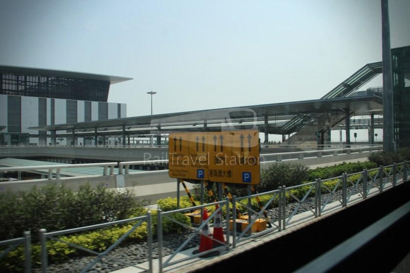 TCM 101X Praça Ferreira Amaral Posto Fronteiriço da Ponte Hong Kong–Zhuhai–Macau 044