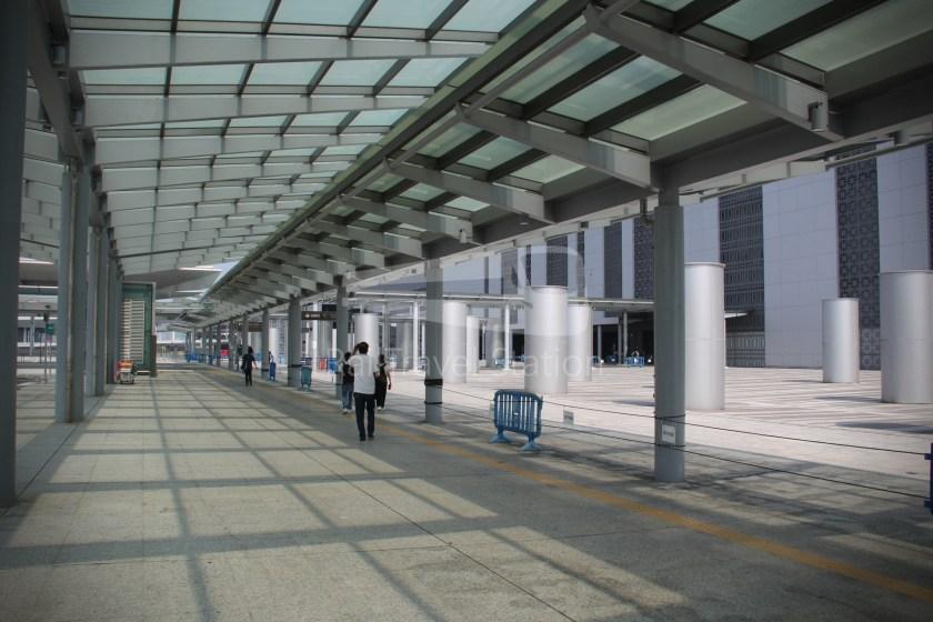 TCM 101X Praça Ferreira Amaral Posto Fronteiriço da Ponte Hong Kong–Zhuhai–Macau 048