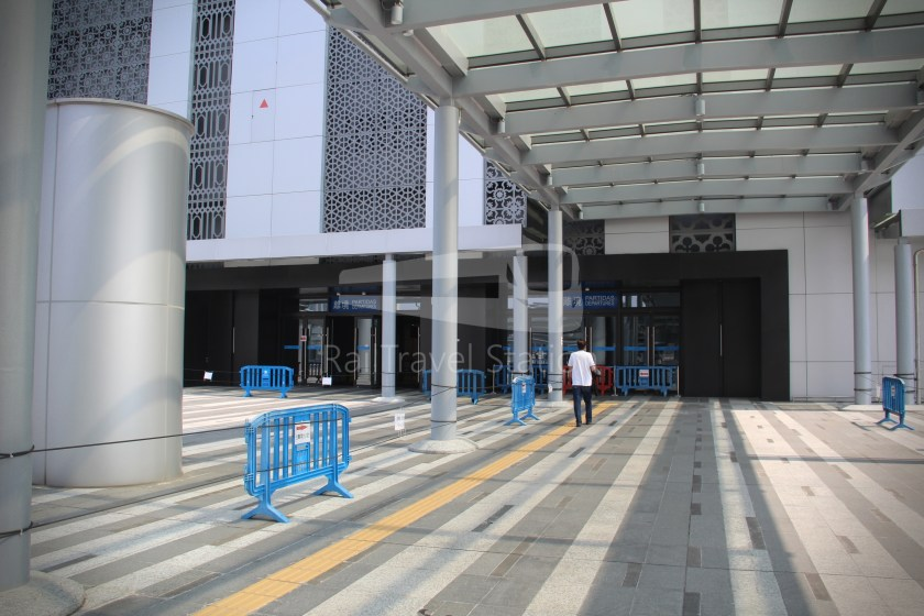 TCM 101X Praça Ferreira Amaral Posto Fronteiriço da Ponte Hong Kong–Zhuhai–Macau 050