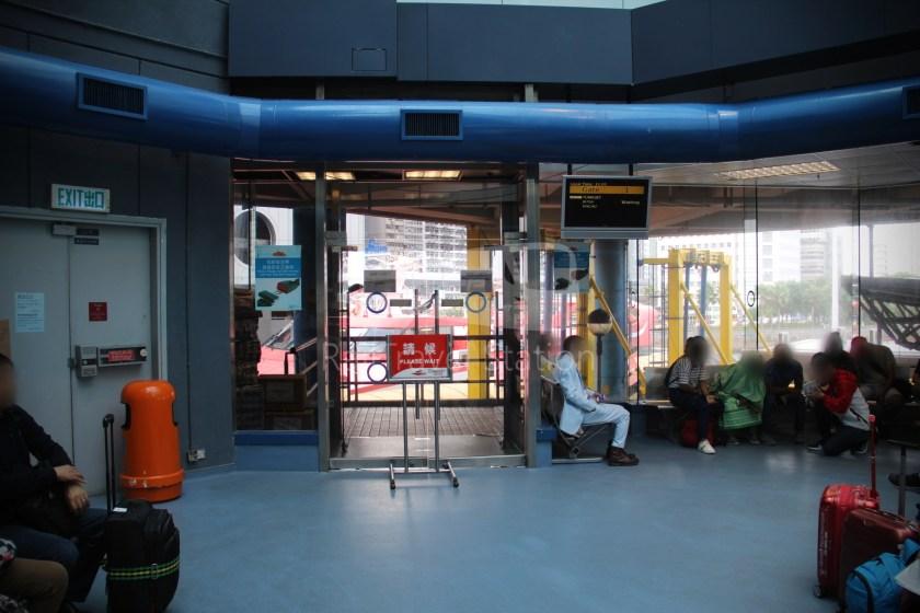TurboJET Hong Kong Macau Ferry Terminal Macau Outer Harbour Ferry Terminal 021