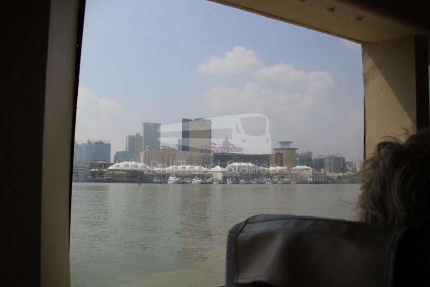 TurboJET Hong Kong Macau Ferry Terminal Macau Outer Harbour Ferry Terminal 050