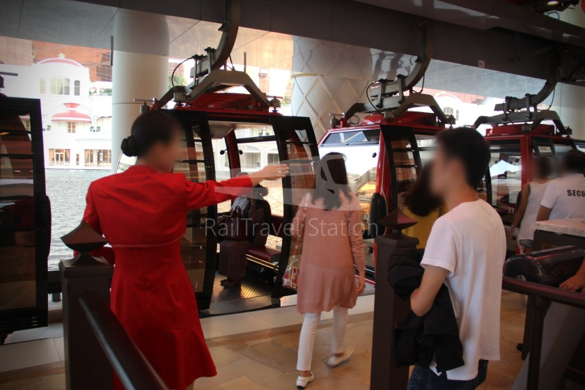 Wynn Palace Dragon SkyCab Cotai Leste LRT Station Wynn Palace 006