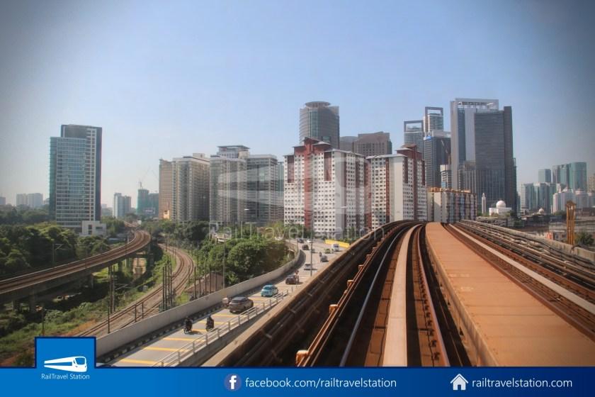 Abdullah Hukum LRT & KTM – KL Eco City – The Gardens Mid Valley Link Bridge 001