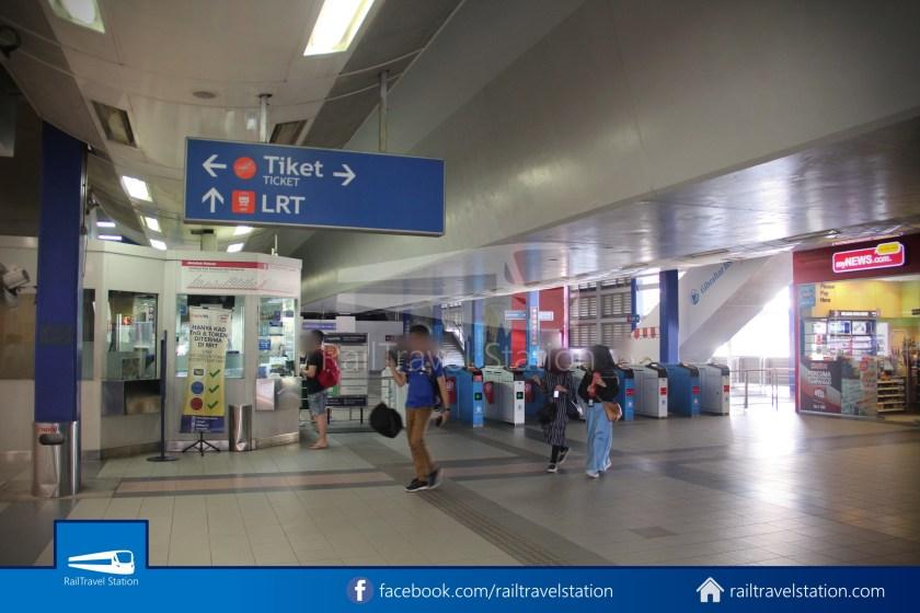 Abdullah Hukum LRT & KTM – KL Eco City – The Gardens Mid Valley Link Bridge 011
