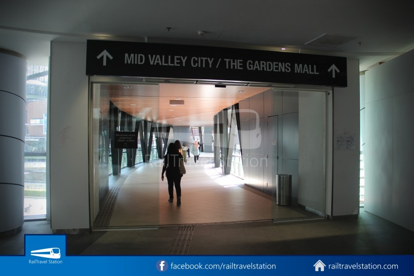Abdullah Hukum LRT & KTM – KL Eco City – The Gardens Mid Valley Link Bridge 030