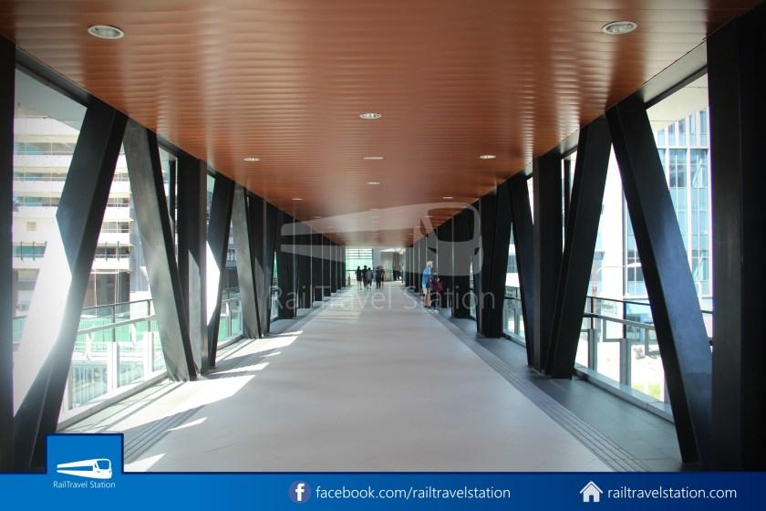 Abdullah Hukum LRT & KTM – KL Eco City – The Gardens Mid Valley Link Bridge 041