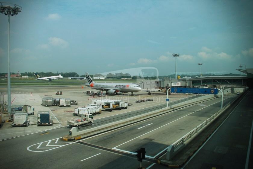 Jetstar Asia 3K207 SIN CGK 007