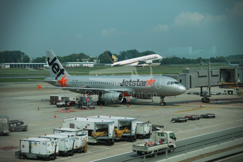 Jetstar Asia 3K207 SIN CGK 008
