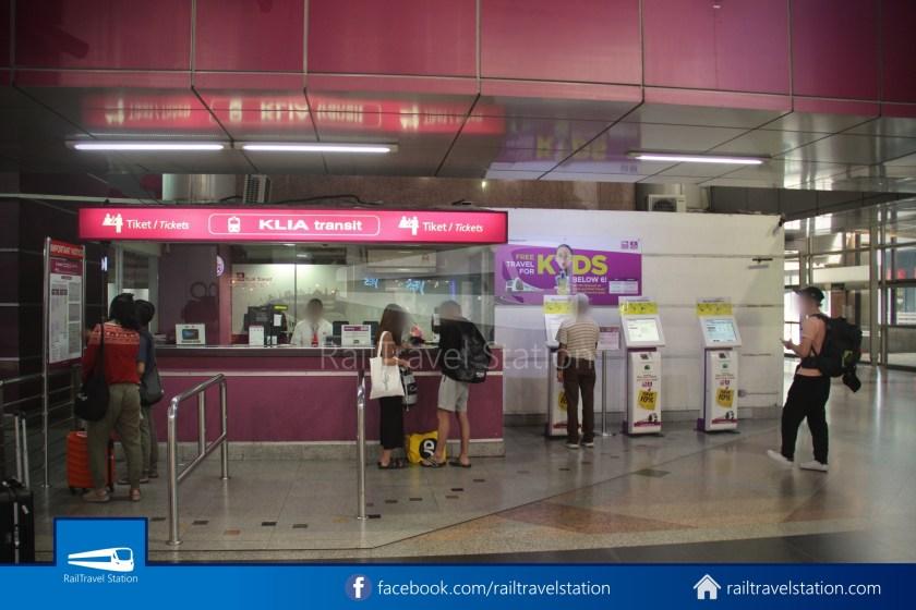 KLIA Transit KL Sentral Putrajaya 001