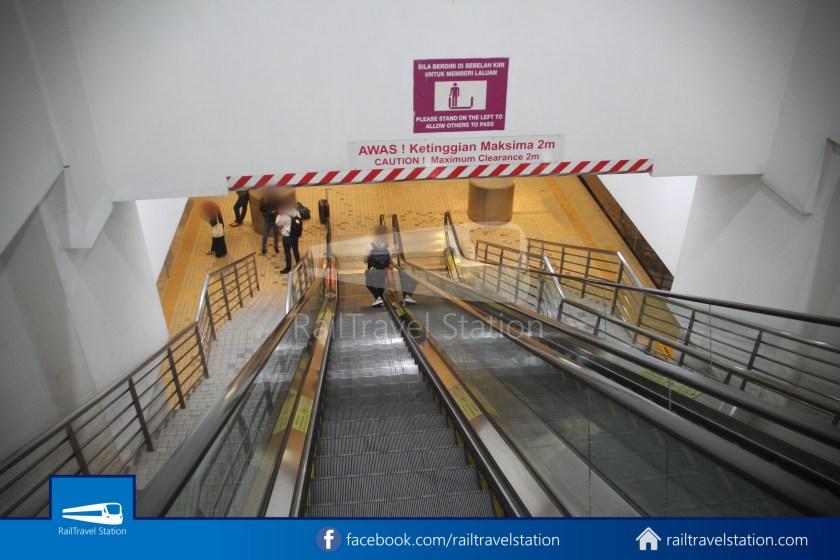 KLIA Transit KL Sentral Putrajaya 010