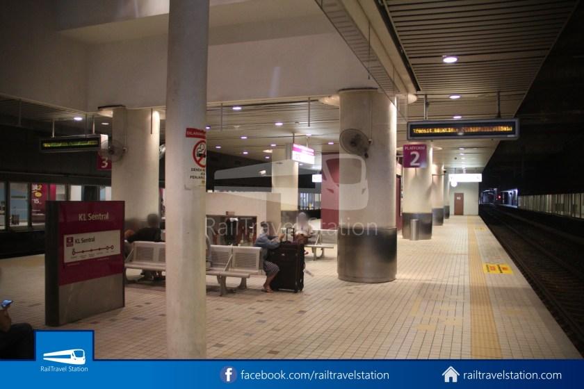 KLIA Transit KL Sentral Putrajaya 011