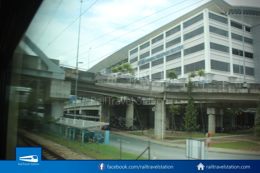 KLIA Transit KL Sentral Putrajaya 031