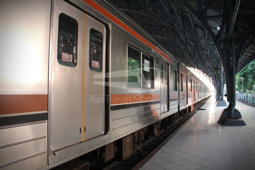 Musashino Line 205 Series Tanjung Priok 010