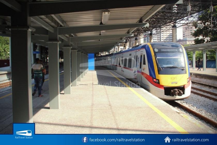 Pasar Seni LRT – Kuala Lumpur KTM Link Bridge 004