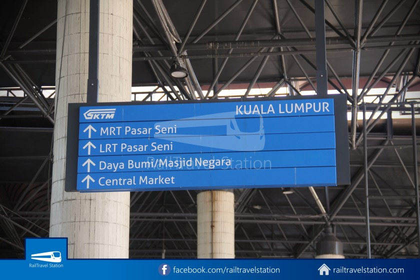 Pasar Seni LRT – Kuala Lumpur KTM Link Bridge 006
