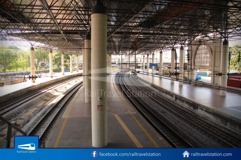 Pasar Seni LRT – Kuala Lumpur KTM Link Bridge 011