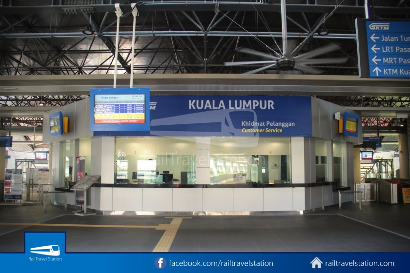 Pasar Seni LRT – Kuala Lumpur KTM Link Bridge 017