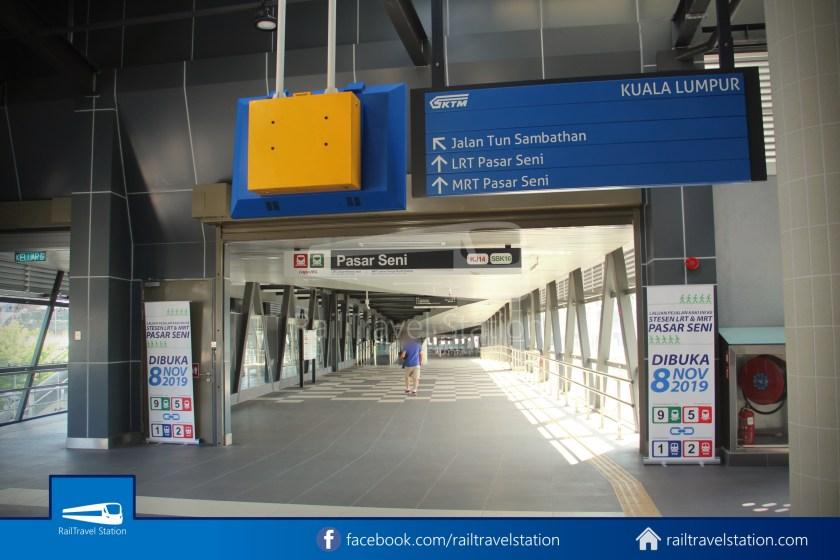 Pasar Seni LRT – Kuala Lumpur KTM Link Bridge 019