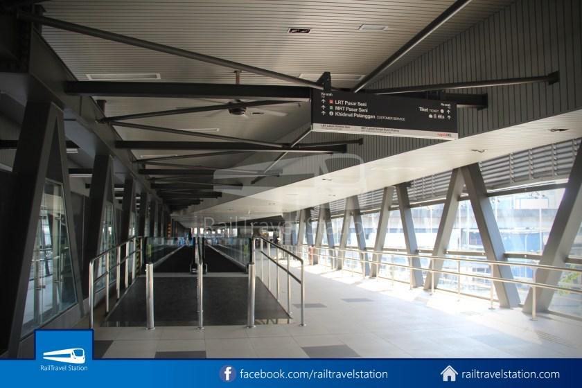 Pasar Seni LRT – Kuala Lumpur KTM Link Bridge 023