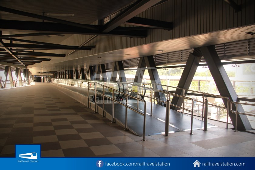 Pasar Seni LRT – Kuala Lumpur KTM Link Bridge 029