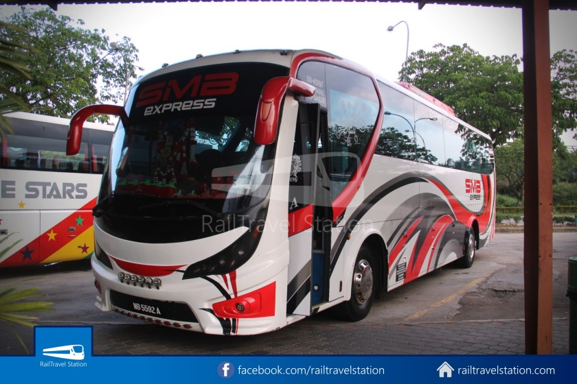 SMB Express TBS Larkin 032
