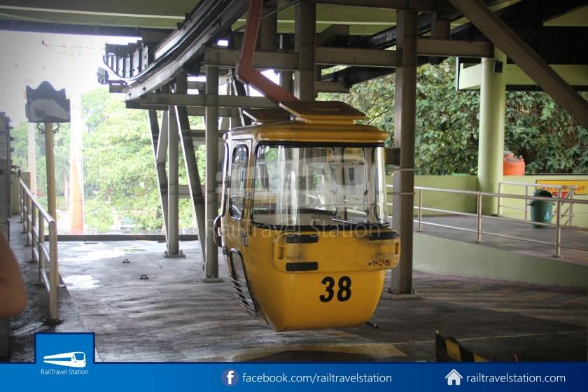 TMII Cable Car Terminal A 013