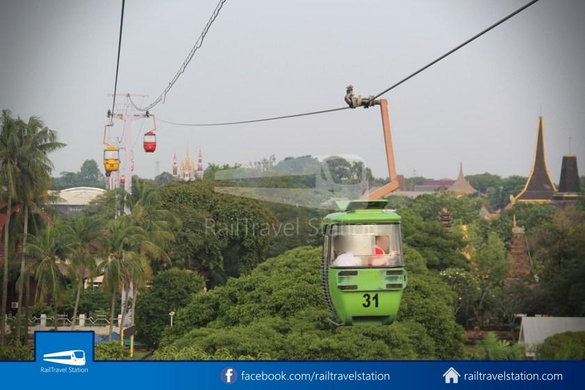 TMII Cable Car Terminal A 019