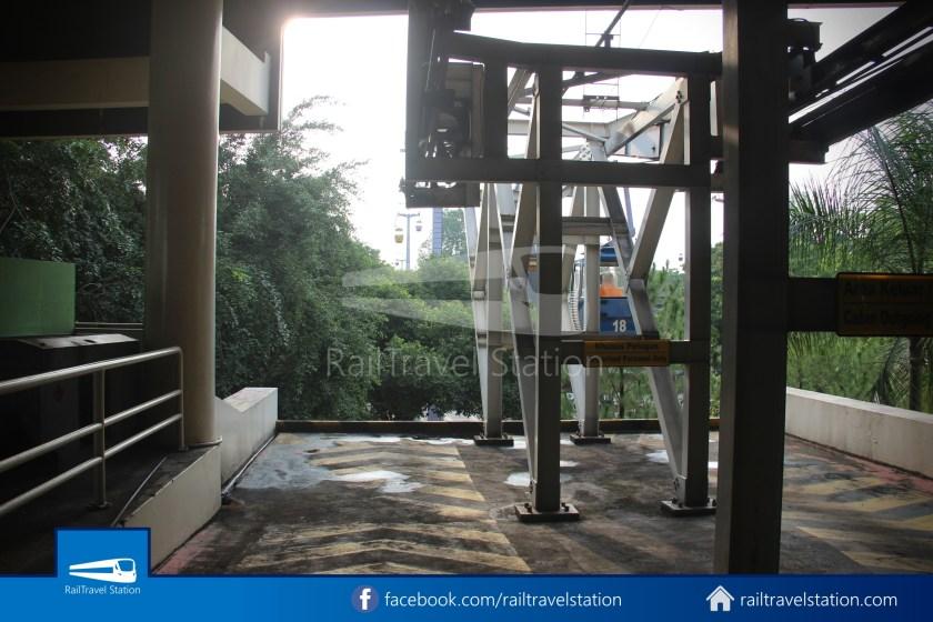 TMII Cable Car Terminal A 045