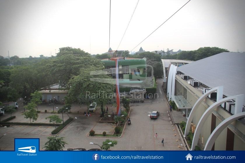 TMII Cable Car Terminal A 063