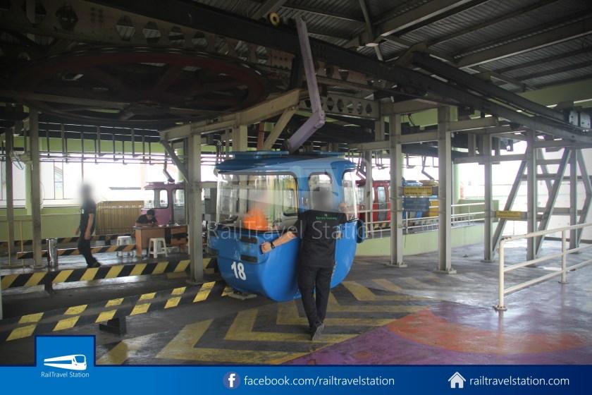 TMII Cable Car Terminal A 070