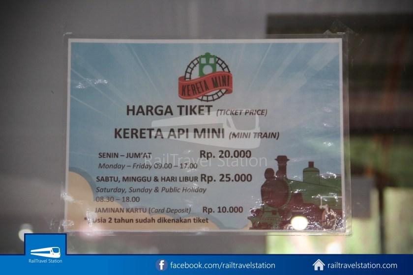 TMII Mini Train 005