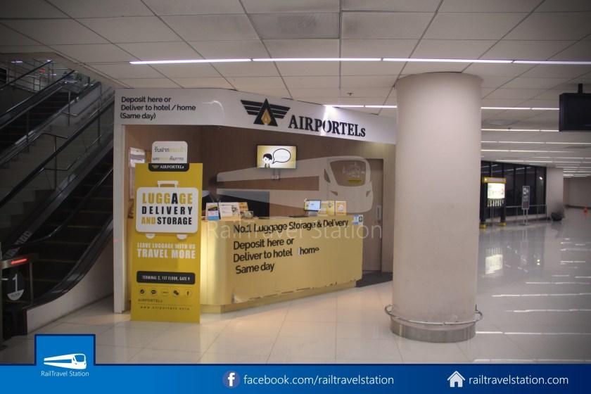 Airportel Aspira One Sutthisan DMK 008