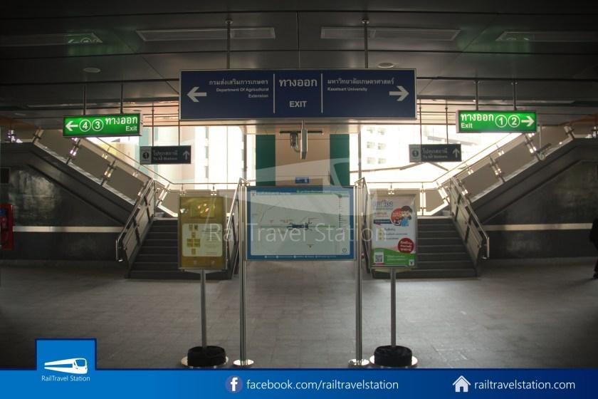 BTS Kasetsart University Extension Ha Yaek Lat Phrao Kasetsart University 079