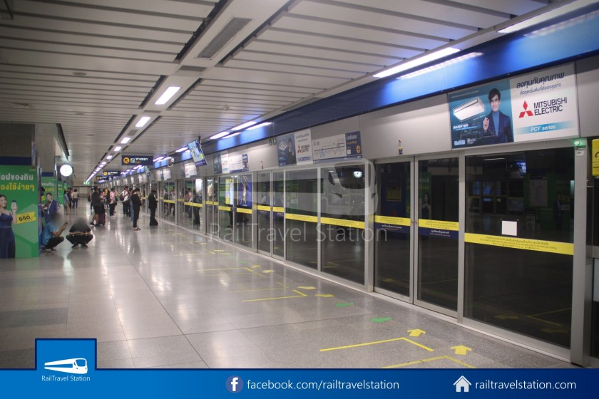 Don Mueang Airport Bus A1 DMK Chatuchak Park MRT 022