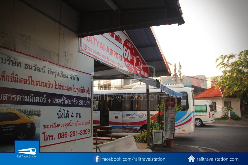 Hat Yai Airport Minibus Airport Bus Station 035