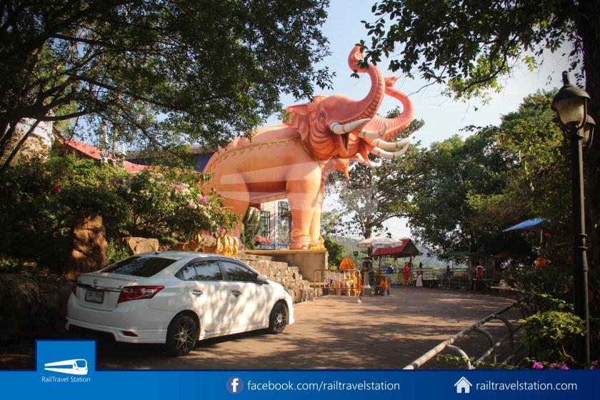 Hat Yai Cable Car Great Brahman Phra Buddha Mongkol Maharaj 001