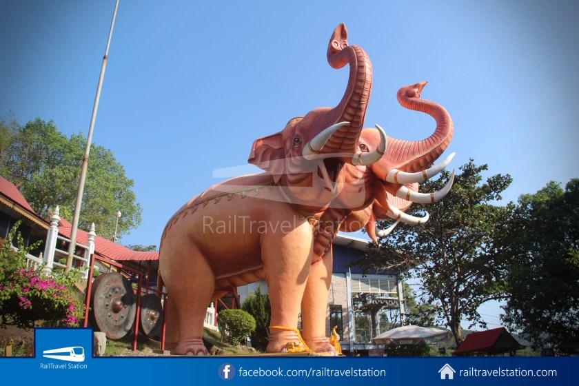 Hat Yai Cable Car Great Brahman Phra Buddha Mongkol Maharaj 002