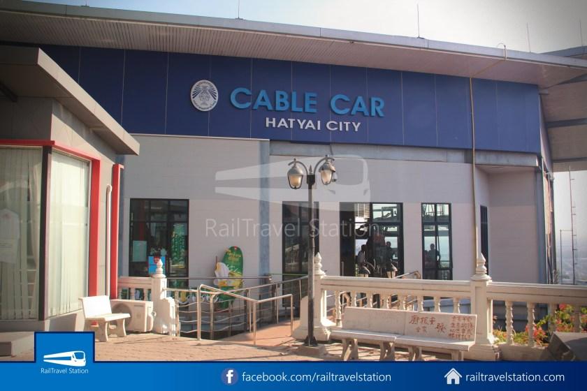 Hat Yai Cable Car Great Brahman Phra Buddha Mongkol Maharaj 012